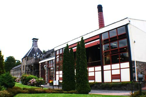 Aberfeldy Distillery, Perthshire