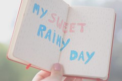 181/365 my sweet rainy day (Honey Pie!) Tags: moleskine handwriting days honey 365 365days honeypie 365daysproject 365dias melinasouza melinadesouza 365daysofhoney