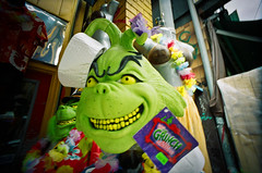 Grinch by Brendan Lynch, on Flickr