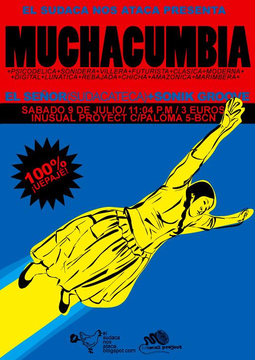 MUCHACUMBIA