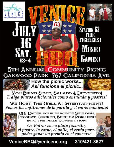 VNC Community BBQ 2011