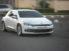 VW SCIROCCO 2.0 TFSI (João Paulo Fotografias) Tags: brazil white cars brasil vw volkswagen go german 20 goiânia supercars goiás scirocco tfsi exótics