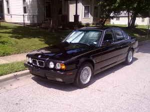 bmw 1995 530
