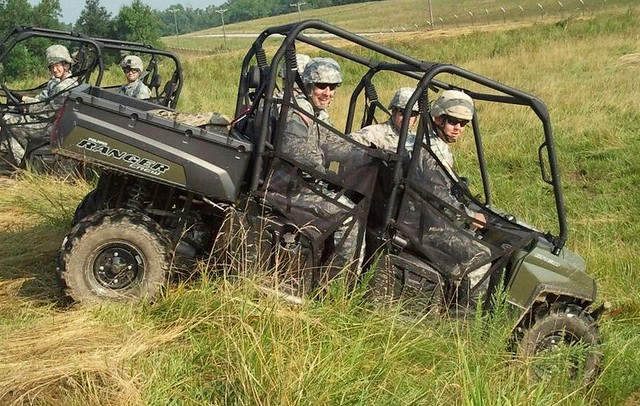 Polaris Training