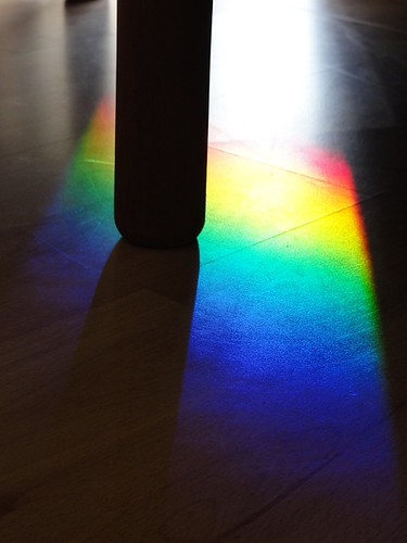 Shadow in the Rainbow
