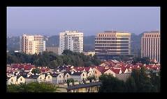 DSC00033_jnowak64 (jnowak64) Tags: poland polska krakow cracow mik blok bronowice architektura lato ulica kamienica krakoff biurowiec