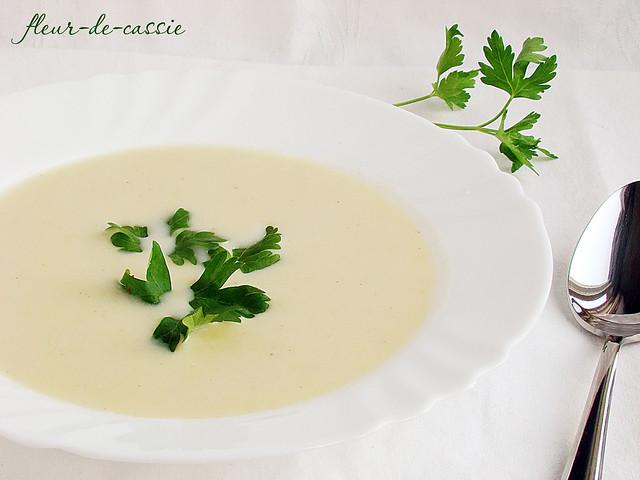 суп кабачковый с сельдереем