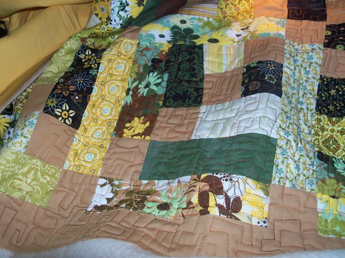 Quilting so far
