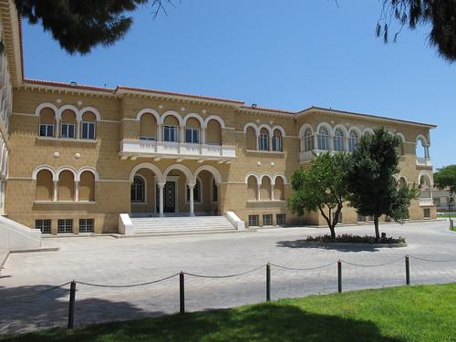 Erzbischöflicher Palast