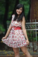 [フリー画像] 人物, 女性, アジア女性, 台湾人, 201107151300