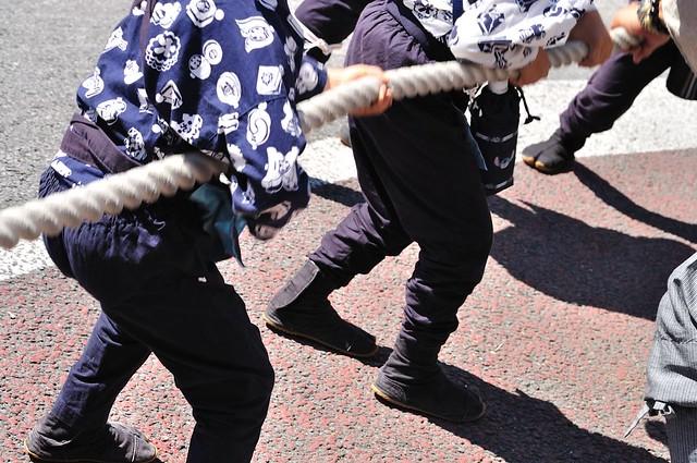 成田祇園祭 最終日 20110710