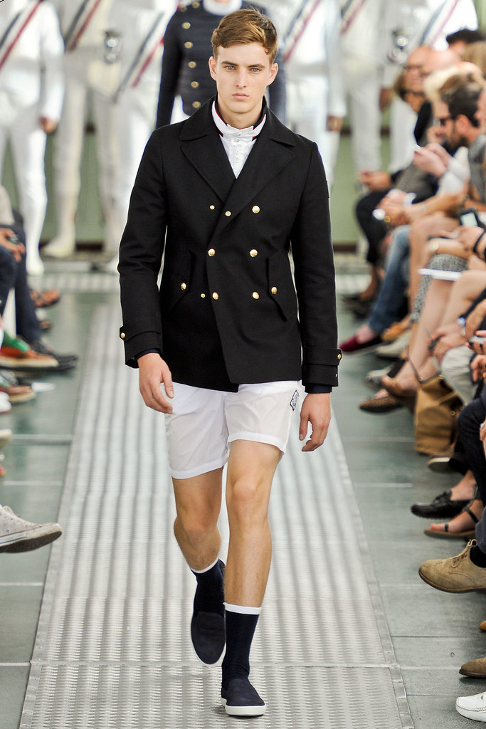 James Smith3441_SS12 Milan  Moncler Gamme Bleu(VOGUEcom)