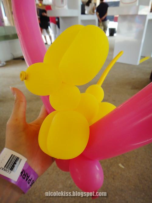 poodle balloon