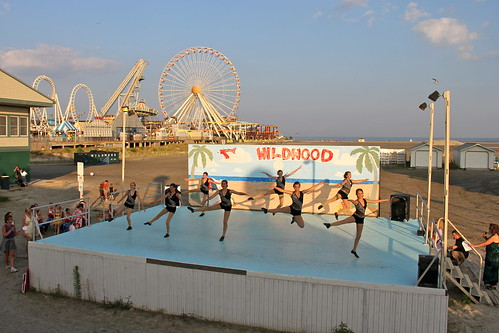 Boardwalk, Wildwood