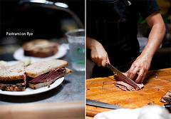 Lunch at Wise Sons Deli, Mission (tastingsf) Tags: san francisco wise deli jewish pastrami sons