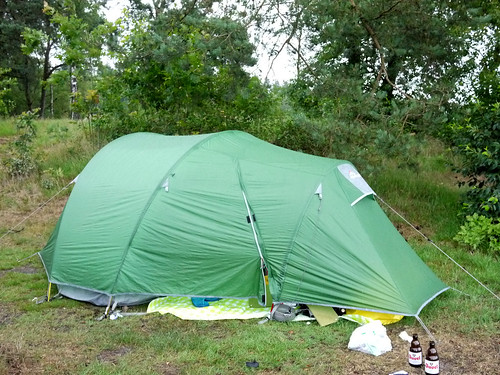 Trevor's Tent