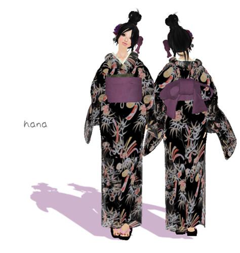 Group gift yukata(tanabata)(F)