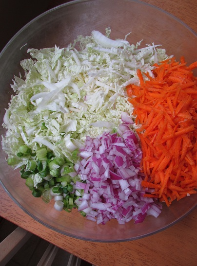 Onions Carrots Cabbage