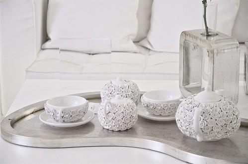 White Interior Design, Paris