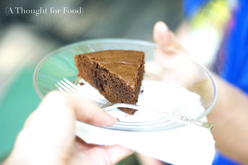 Bourbon Chocolate Cake From Cake Mix