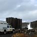 Colunas de basalto em Bombo Headland
