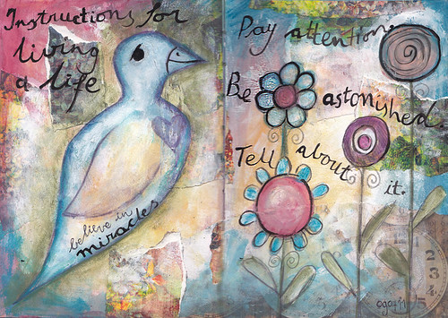 art journal july 2011