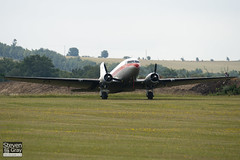 N49AG - 11737 - Private - Douglas C-53D Skytrooper DC-3 - 110710 - Duxford - Steven Gray - IMG_6517