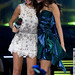 Nina Dobrev and Selena Gomez F