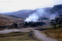 Open Cast/1 (Cath Forrest) Tags: wales industrial smoke mining valley welsh valleys rhondda opencast