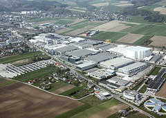 Doka Group Headquarter in Amstetten, Austria