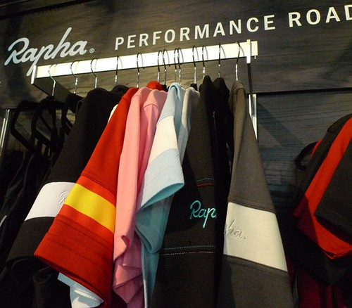 Rapha, Ride Studio Cafe