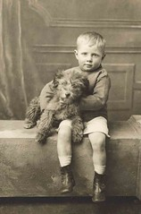 same age (Libby Hall Dog Photo) Tags: chien dogs cane hond perro gifts hund dogphotography vintagephotographs kennelclub vintagedogs printsforsale antiquephotographs dogbooks libbyhall buyprints picturelibrary doggifts antiquedogphotographs antiquedogs libbyhallcollection thesewereourdogs princeandotherdogsii dogsinvintagephotographs dogsinantiquephotographs kennelclubpicturelibrary libbyhalldogphotographs princeandotherdogsprinceandotherdogsii postcarddogs