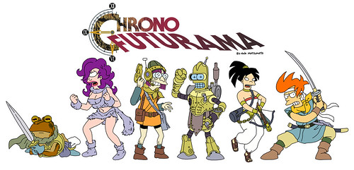 chrono_futurama_by_spacecoyote-d3rb7go by HazeStudiosGames
