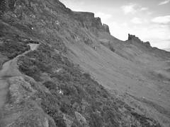Quiraing Hiking Trail