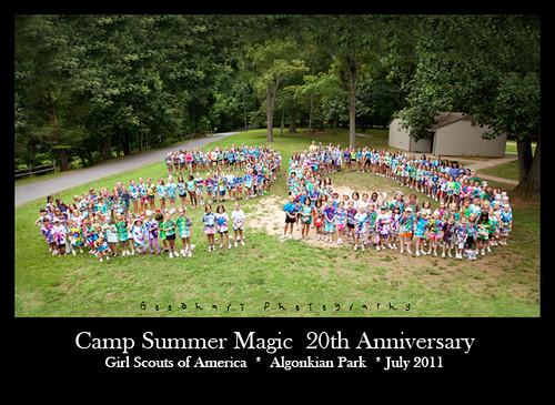Girls Scouts Algonkian Park