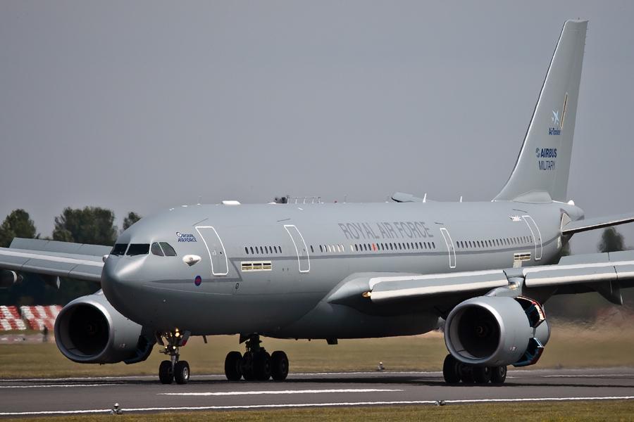 RAF MRTT A330 Voyager Tanker - - RIAT2011