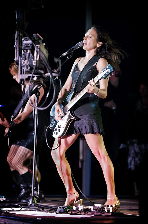 Susanna Hoffs of The Bangles