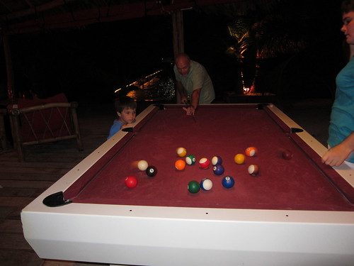 Pool at Rojo