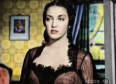 Movie Star Katy Jurado (Walker Dukes) Tags: california pink blue red woman white black color green film beautiful beauty television yellow canon hair gold screenshot glamour long dress lips hollywood latin actress movies filmstill filmstills actor gown cleavage raven diva tcm busty luscious moviestills moviestill turnerclassicmovies moviestars tvshots oldmovies picturesofthetelevision televisionshot
