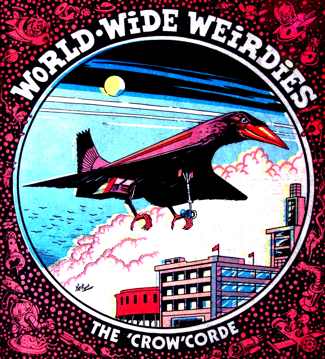 Ken Reid - World Wide Weirdies 09