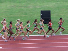 1500m final - Uceny ready to move to the front of the pack (Mount Fuji Man) Tags: birmingham grandprix 1500m diamondleague