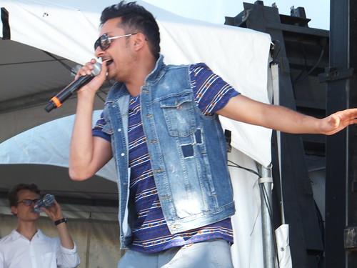 Raghav at Ottawa Bluesfest 2011