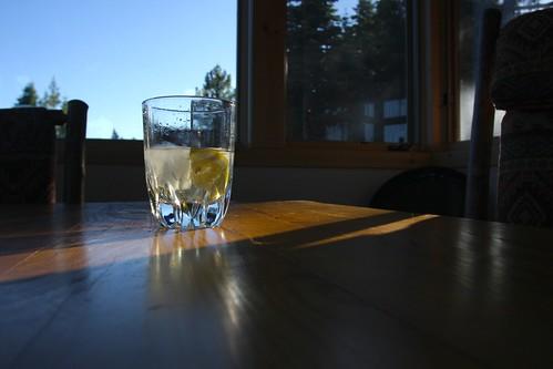 gin & gingerale