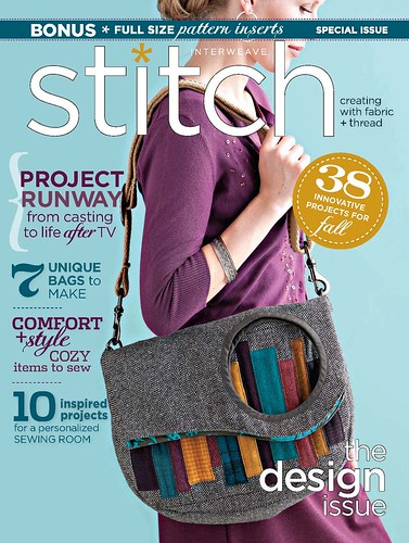 The new Stitch magazine is here...