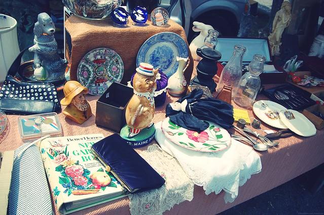 random antiques.