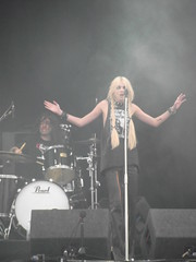 DSCF3577 (warrmr) Tags: music photography boobs donnington download nippletape boobslip taylormomsen theprettyreckless download2011 thegossipgirl taylormomsennipple