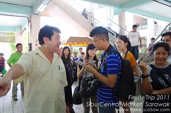Firefly trip - Sibu Central Market, Sarawak-1