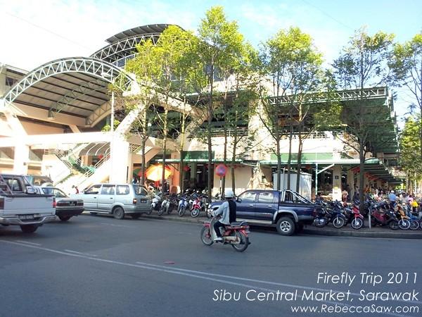 Firefly trip - Sibu Central Market, Sarawak.46