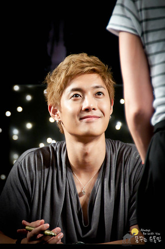 Kim Hyun Joong Fan Signing Event at I-Park in Seoul [11.07.17]