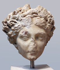 Livia with the attributes of Ceres (British Museum) (Roger B. Ulrich) Tags: livia britishmuseum ceres julioclaudian romanwomen gr1911911